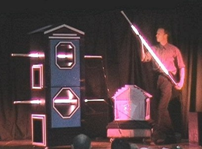 Zauberer Manolo Illusionsshow